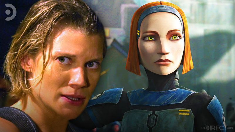 Katee Sackhoff will play live-action Bo Katan in The Mandalorian Season Two