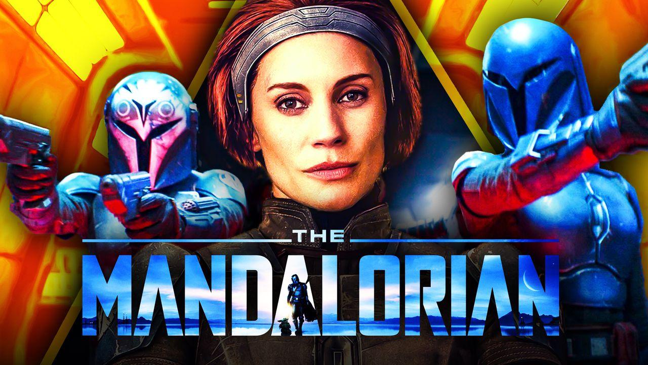 The Mandalorian, Mandalorian, Bo-Katan, Star Wars, Disney+, Clone Wars