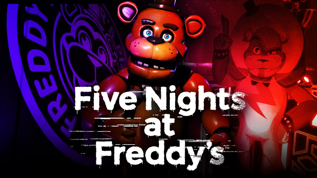 Five Nights at Freddys Security Breach Gameplay
