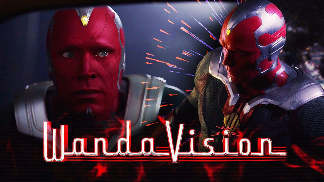 Vision, WandaVision logo