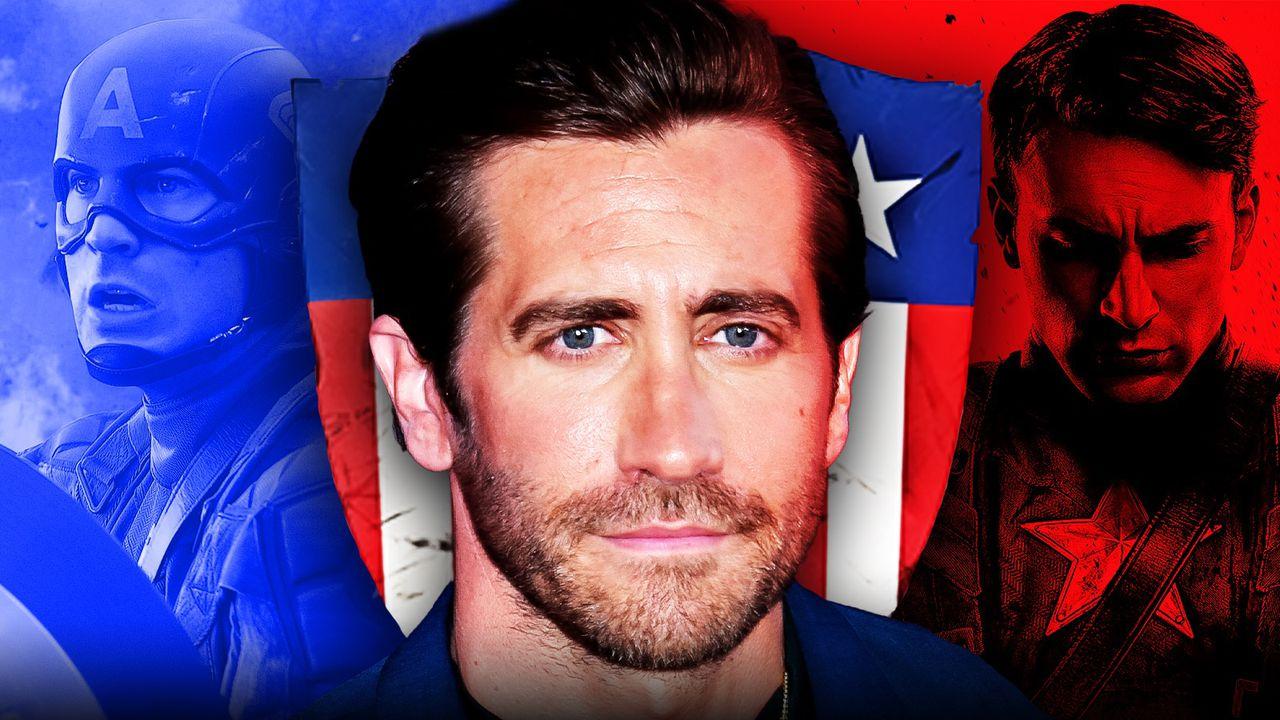 How Jake Gyllenhaal Helped Marvel Create the MCU's Captain America