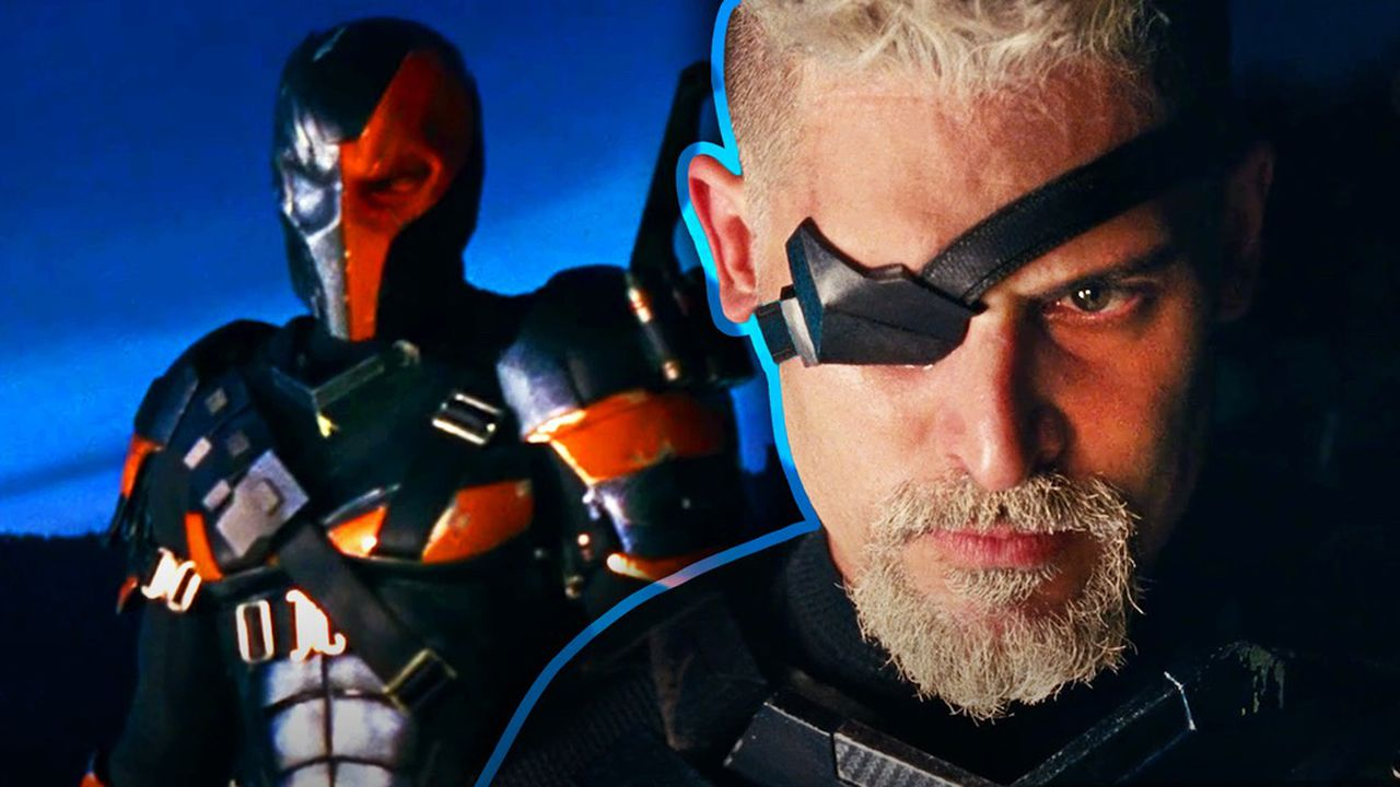Deathstroke, Joe Manganiello