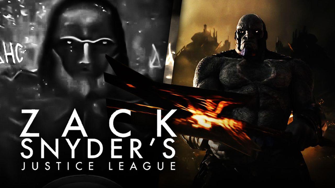 Zack Snyder's Justice League, Darkseid