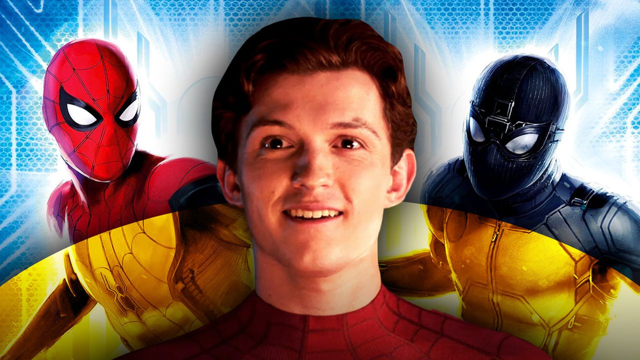 Watch: Tom Holland Celebrates Landing in Atlanta for MCU's Spider-Man 3 Production
