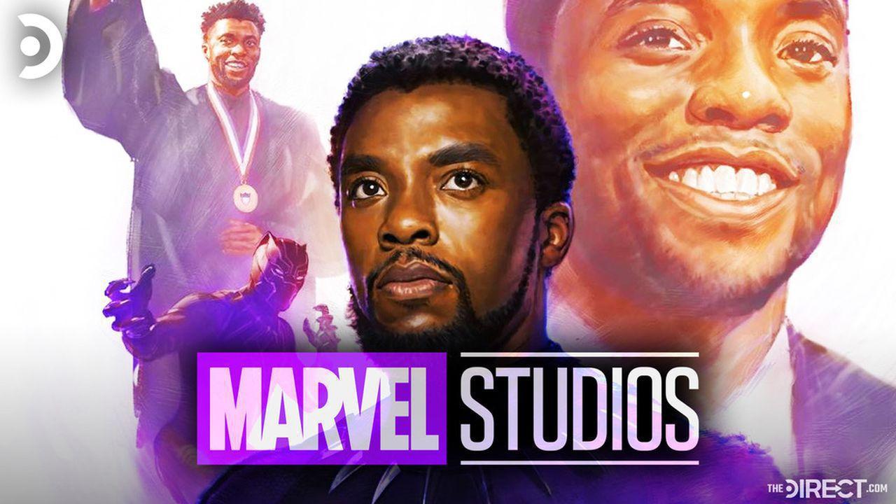 Chadwick Boseman and Black Panther
