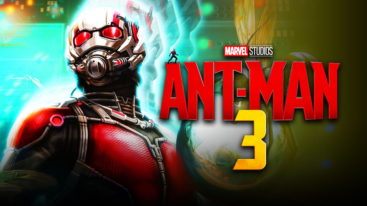 Ant-Man, Ant-Man 3 logo