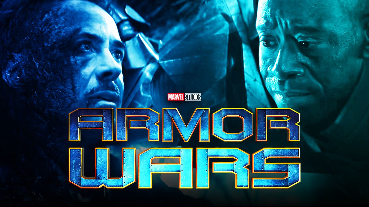 Tony Stark, James Rhodes, Armor Wars