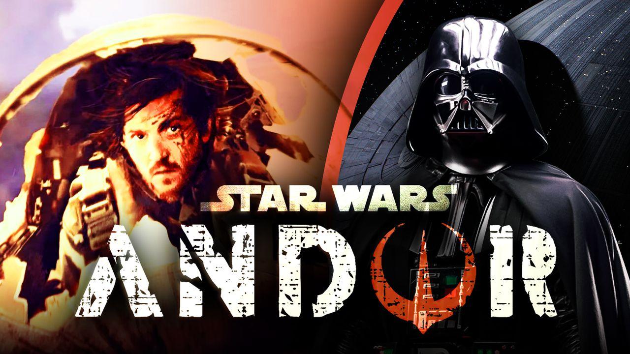Cassian Andor, Darth Vader