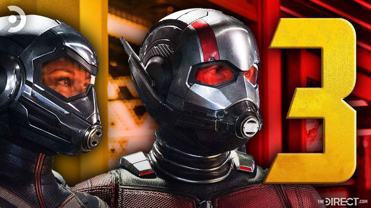 The Wasp, Ant-Man, 3.