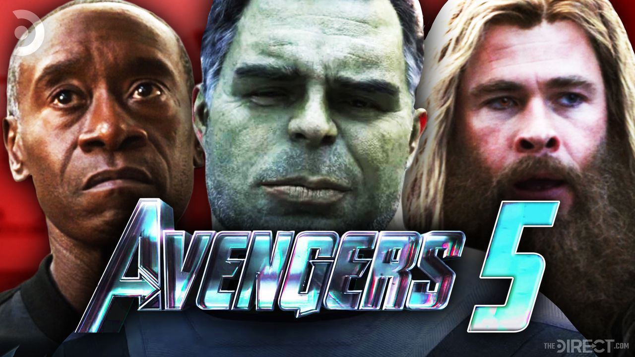 War Machine, Smart Hulk, Thor