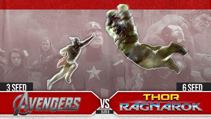 Avengers vs Ragnarok