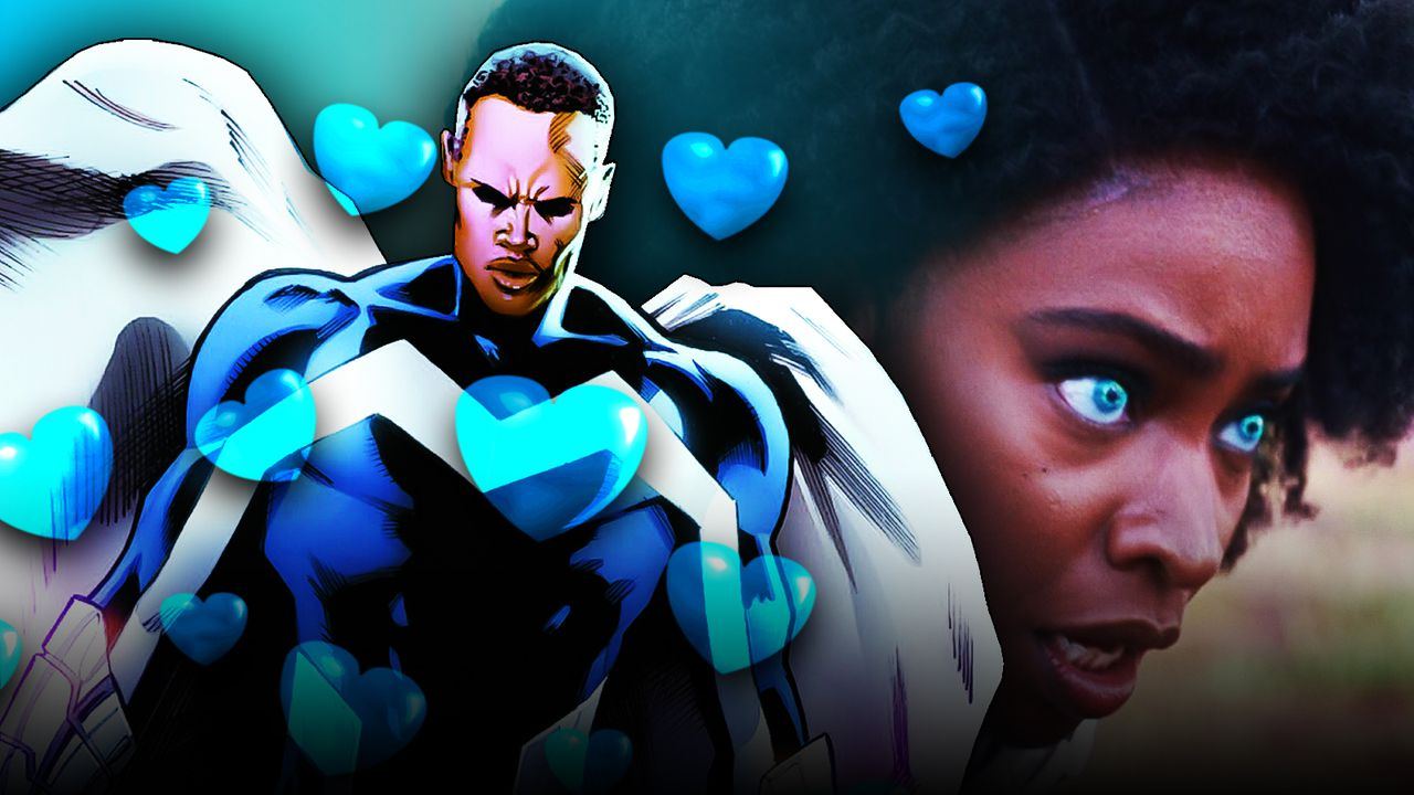 Blue Marvel Monica Rambeau