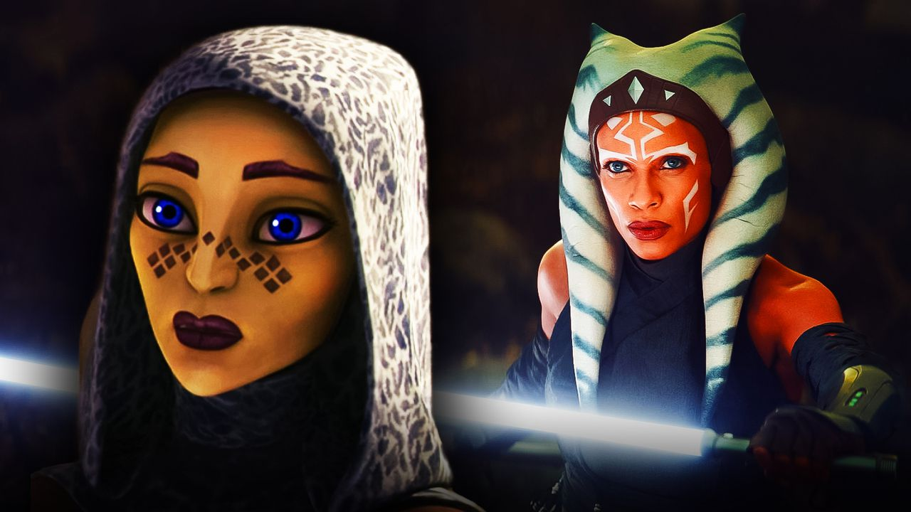Rosario Dawson's Ahsoka Series Rumored To Bring Back Key Jedi From Star Wars: The Clone Wars