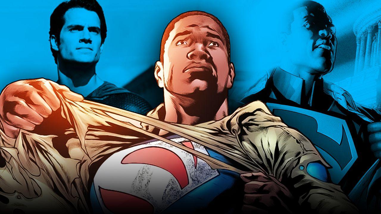 Warner Bros. снимет новый проект про Супермена. Главный герой может быть чернокожим