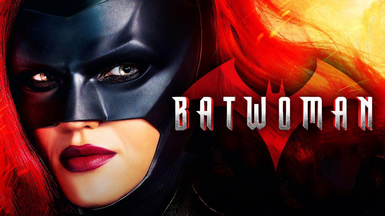 Batwoman logo, Ruby Rose as Batwoman