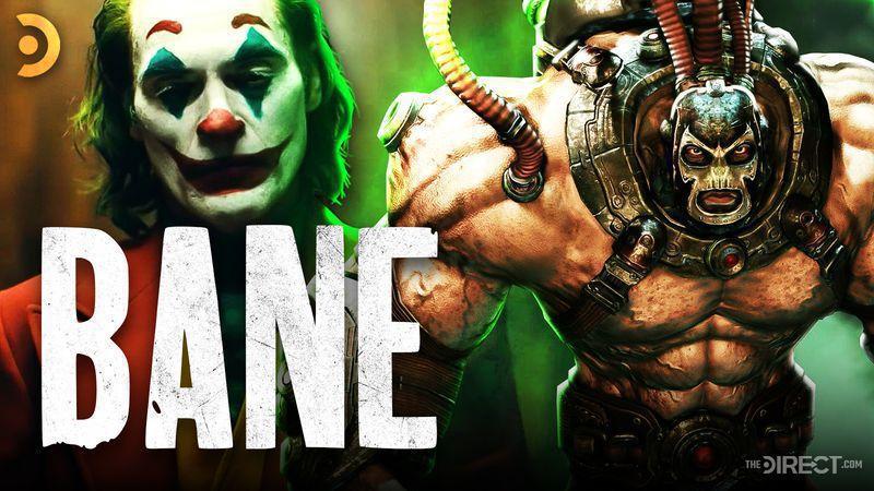 Bane, The Batman