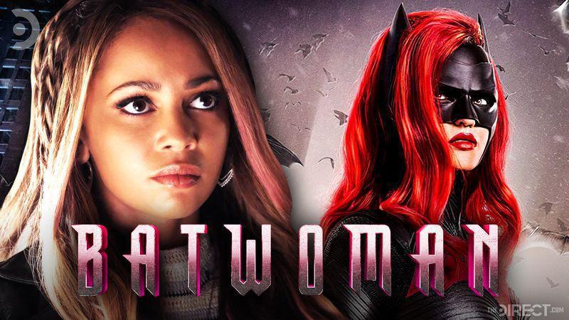 Vanessa Morgan CW Batwoman