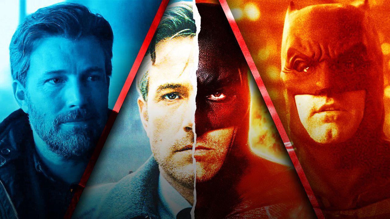 Ben Affleck Batman and Bruce Wayne