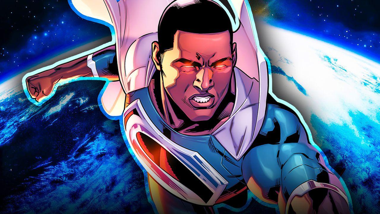 Black Superman comics
