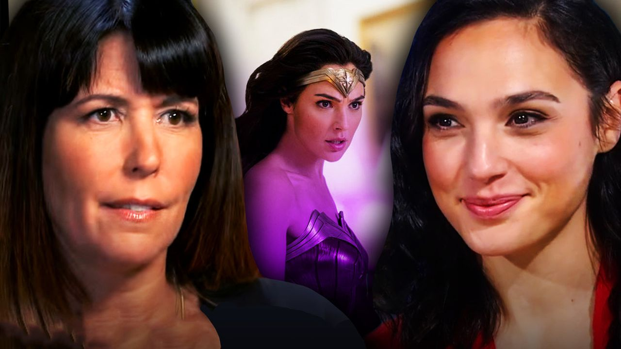 Patty Jenkins, Wonder Woman, Gal Gadot