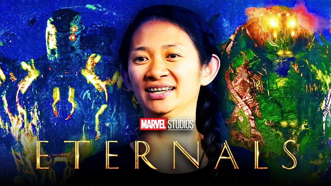 The Eternals, Chloe Zhao