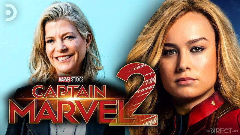 Michelle MacLaren being thrown around as a possibility for Captain Marvel 2.