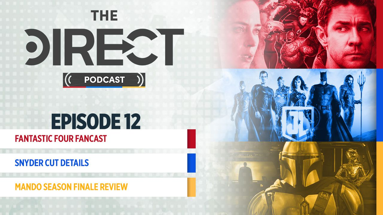 The Direct Podcast Episode 12