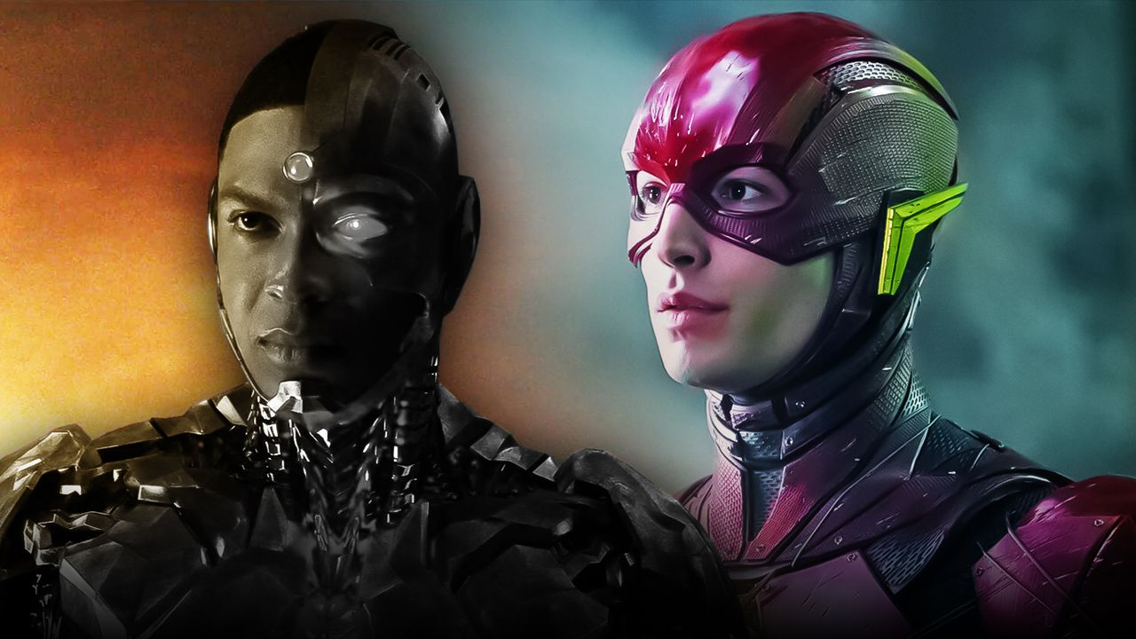 Cyborg, Flash