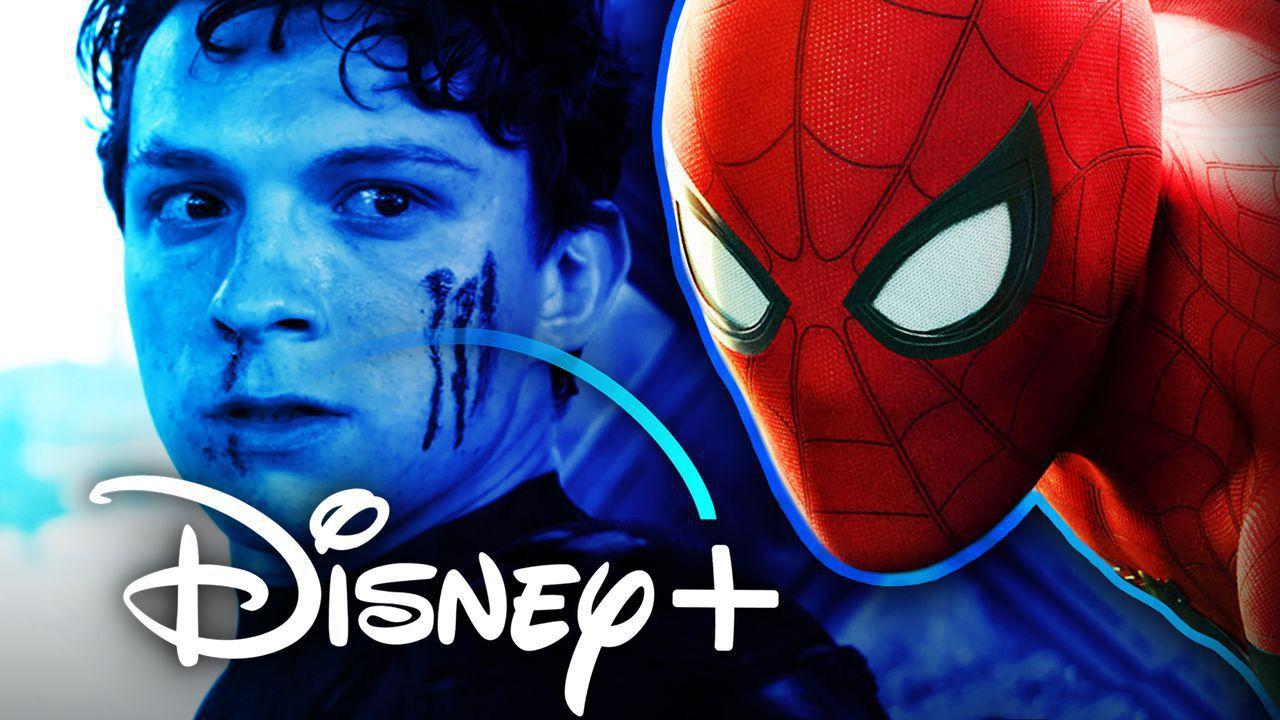 Disney+, Tom Holland as Spider-Man