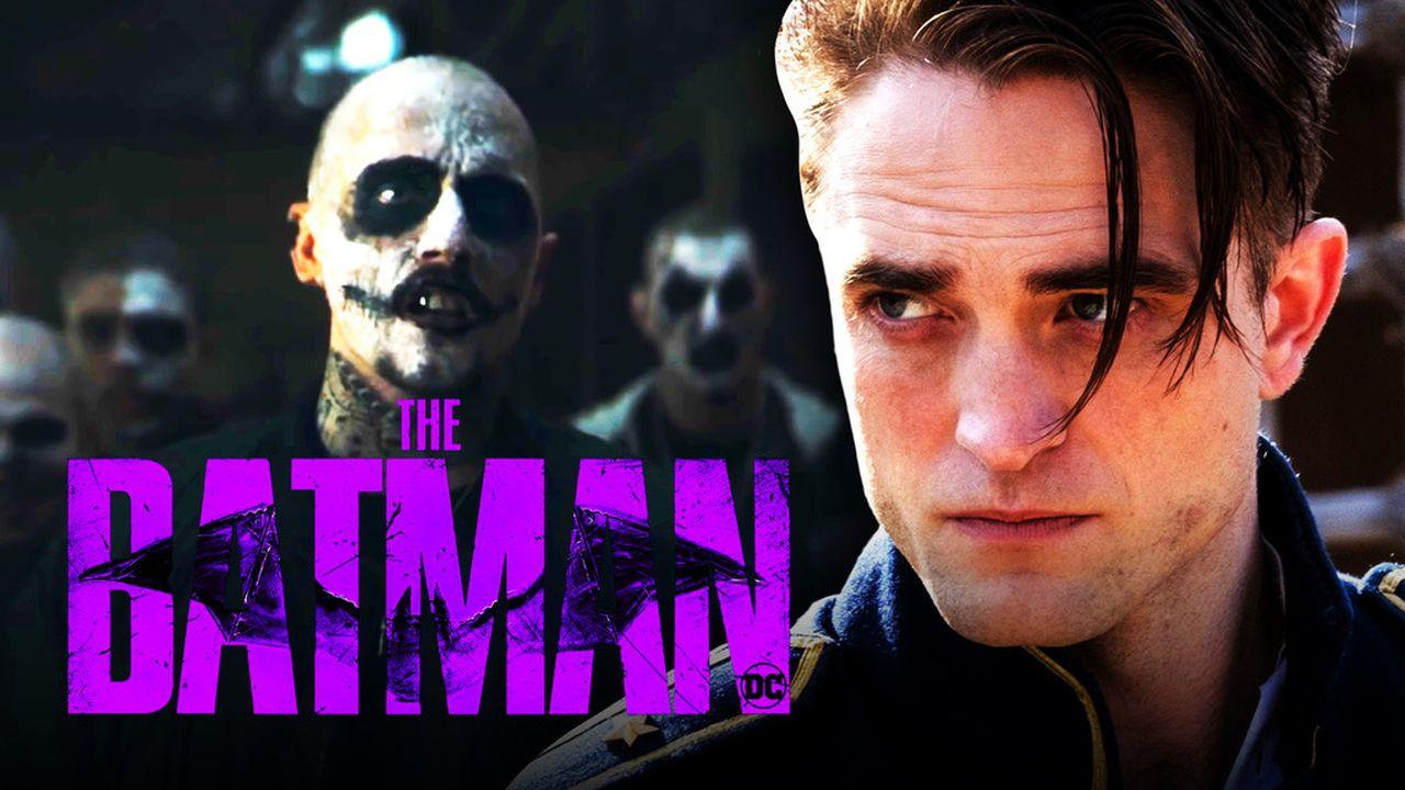 Penguin gang, Robert Pattinson, The Batman