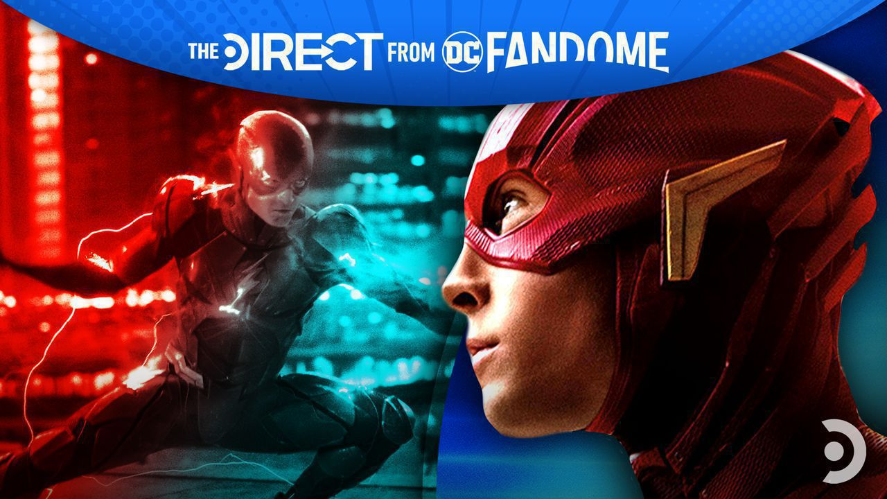 The Flash from Justice League, Ezra Miller Flash