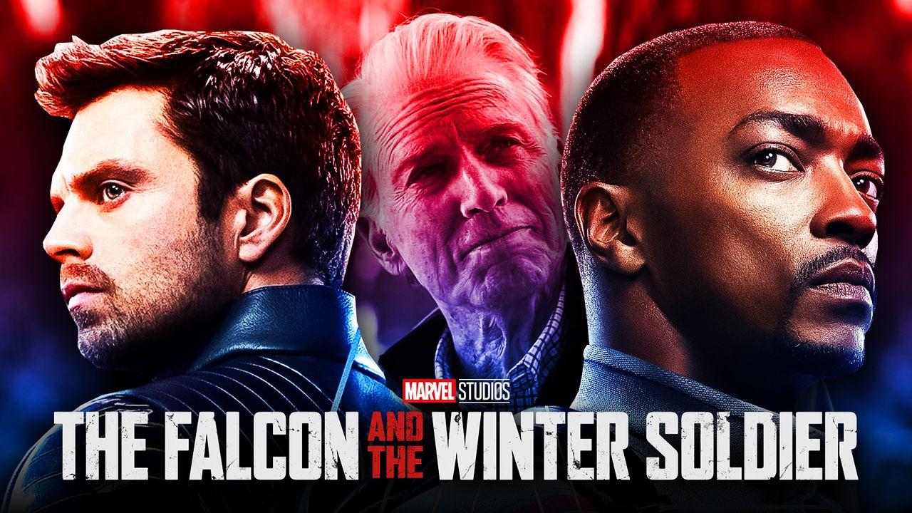 Sam Wilson Falcon Bucky Winter Soldier Steve Rogers