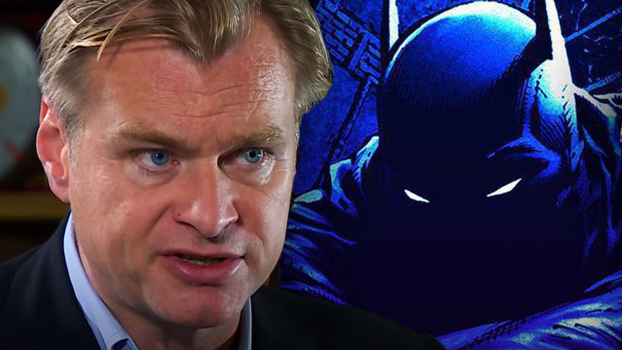 Batman and Christopher Nolan