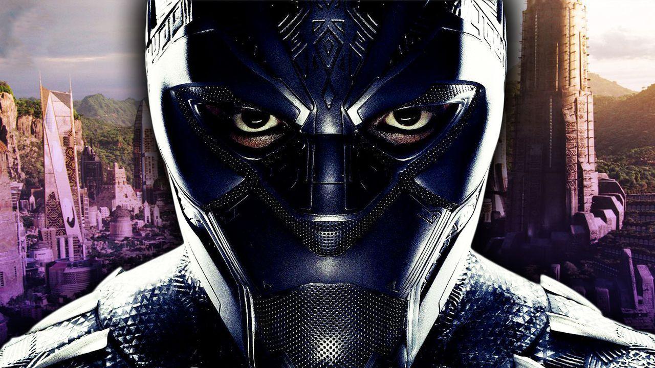 Chadwick Boseman as Black Panther in the MCU