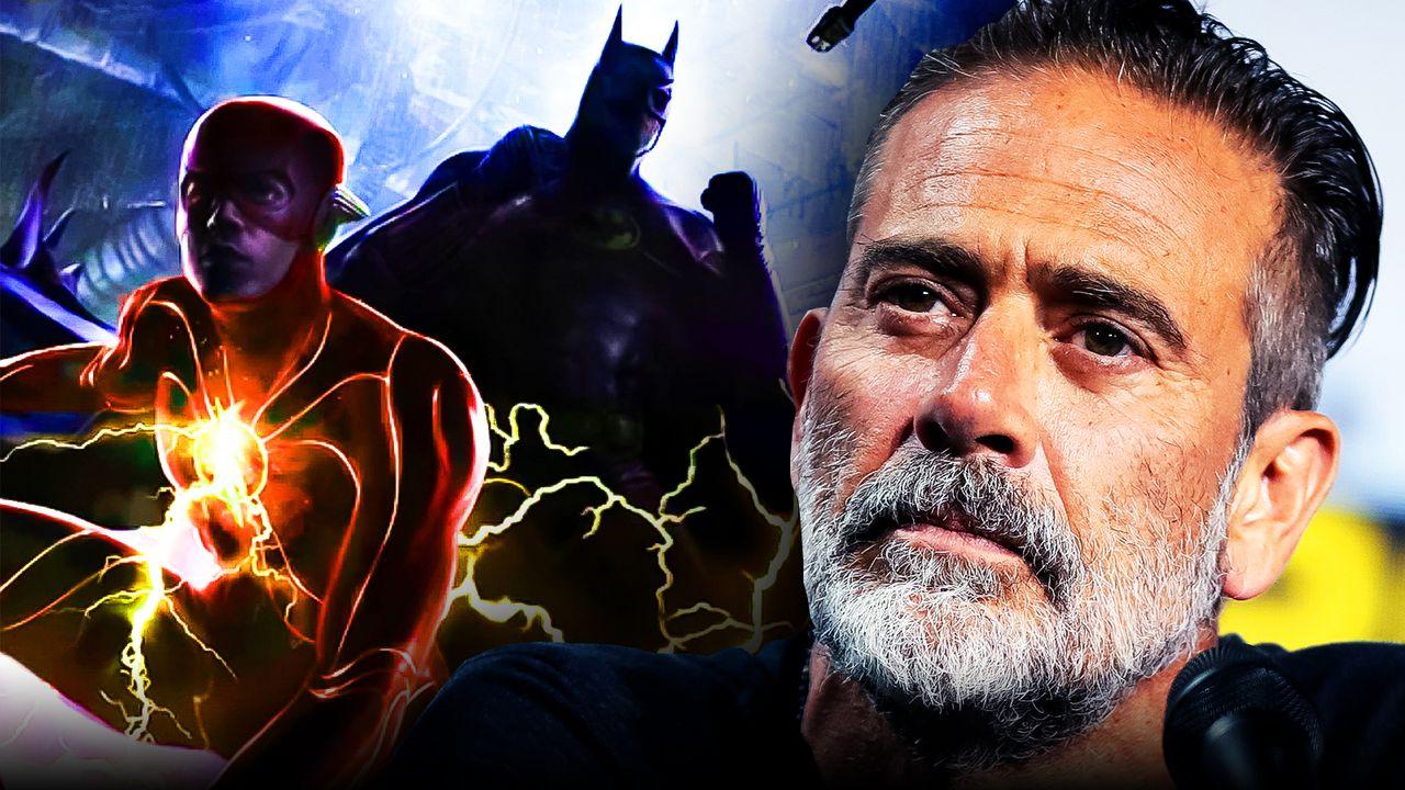 ¿Podría interpretar Jeffrey Dean Morgan al Batman de Flashpoint en The Flash?