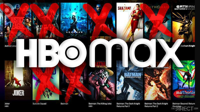 Hbo Max Losing Over A Dozen Dc Movies Next Month