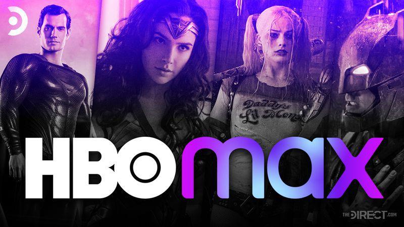 HBO Max DC Superheroes