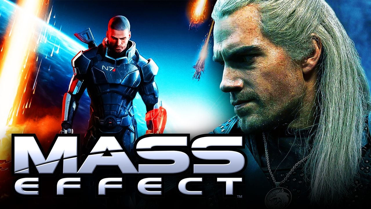 Mass Effect Henry Cavill