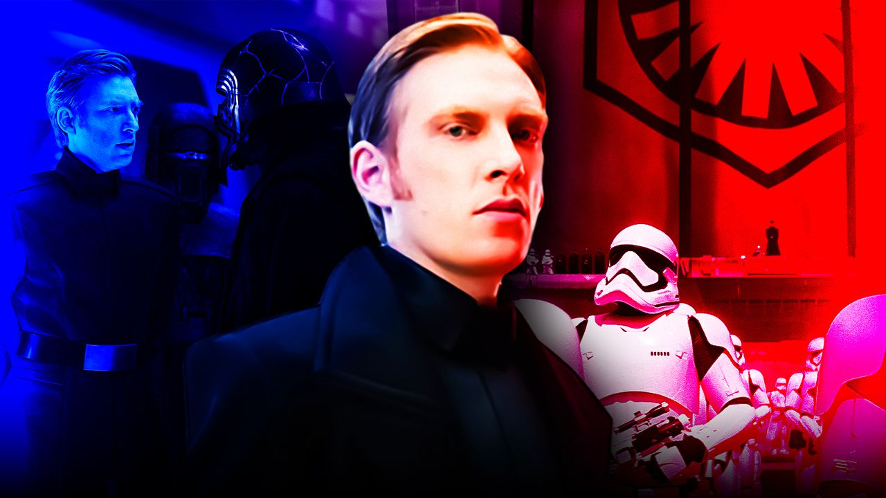 Star Wars: Domhnall Gleeson Is Up For Return on One Condition