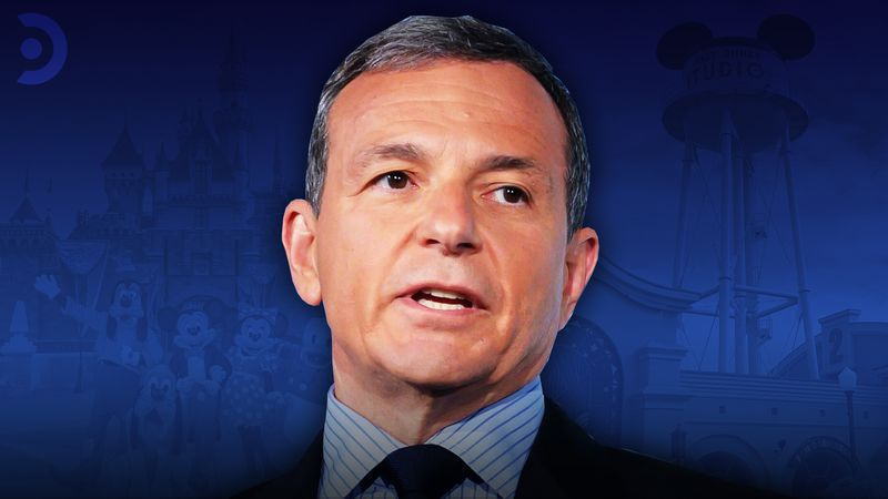 Bob Iger, Disney CEO