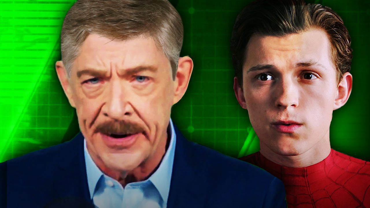 Why Marvel Had Creative Differences About J.K. Simmons' Look in Spider-Man: Far From Home