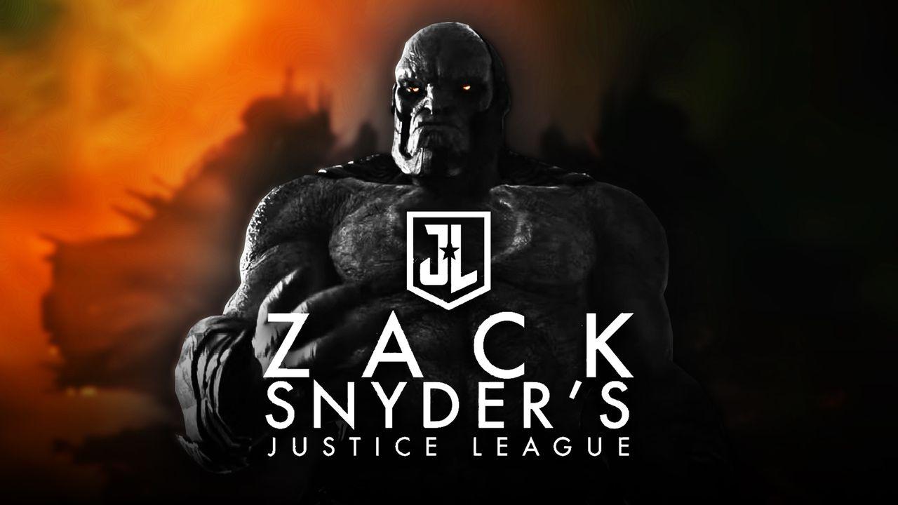 Darkseid, Snyder Cut logo
