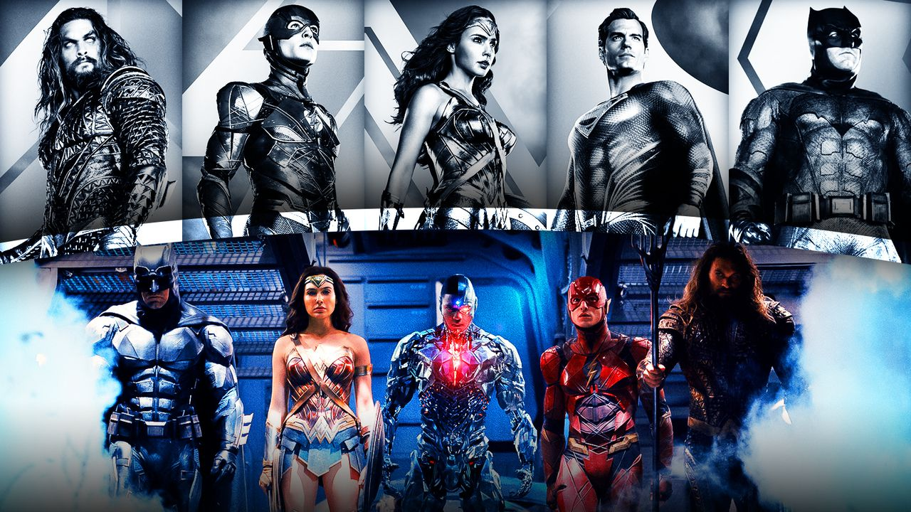 Zack Snyder's Justice League: New Trailer Announces Blu-ray & 4K Releases