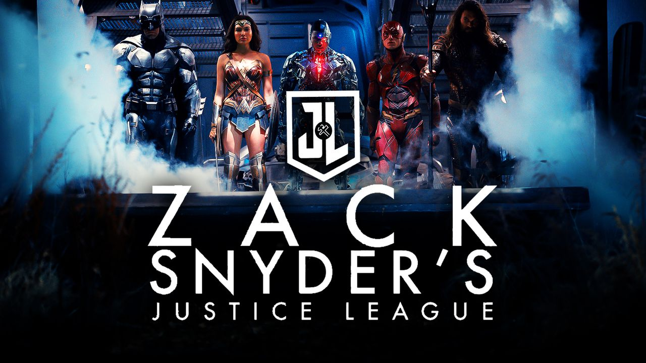 Justice League: Zack Snyder Reveals New Version of Logo With Set Photo