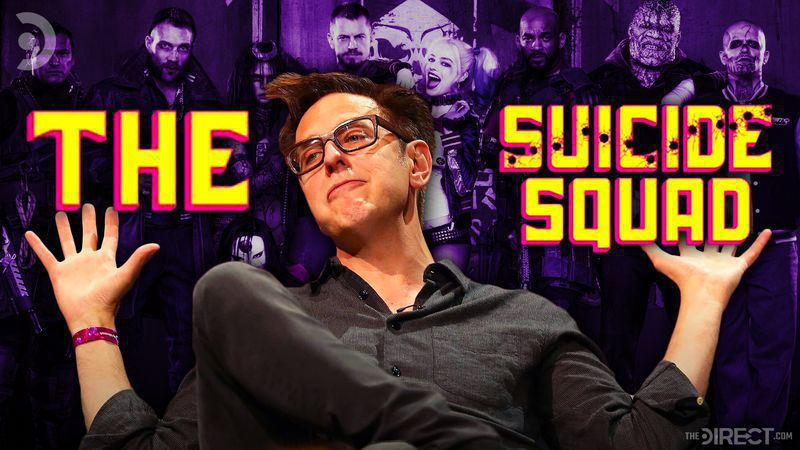 James Gunn Talks The Suicide Squad Title