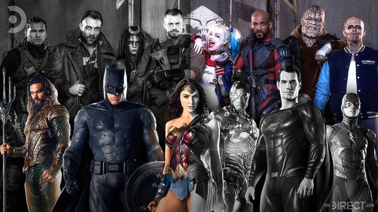 Everything We Know About the Snyder Cut and Rumored Ayer Cut