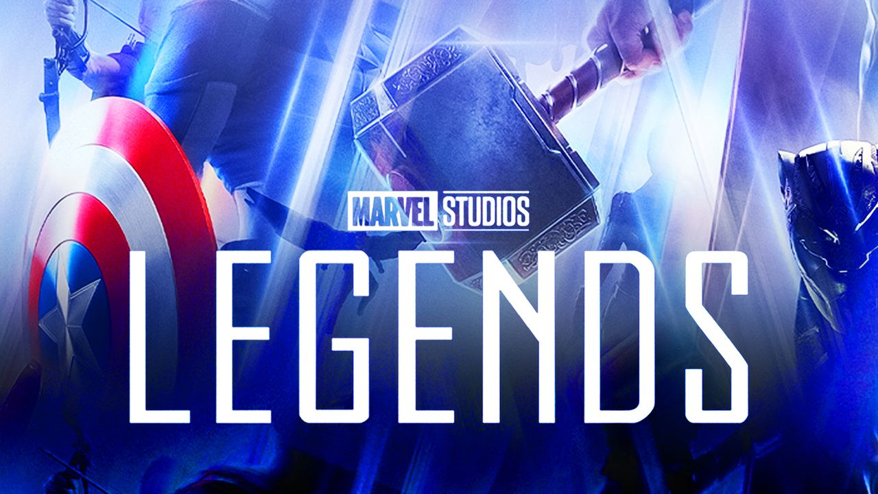 Marvel Studios: Legends logo