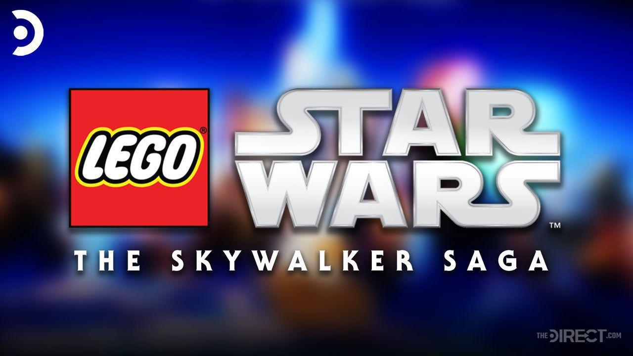 Lego Star Wars Leak Reveals Over 20 Characters On The Skywalker Saga Title Screen Star Wars Direct