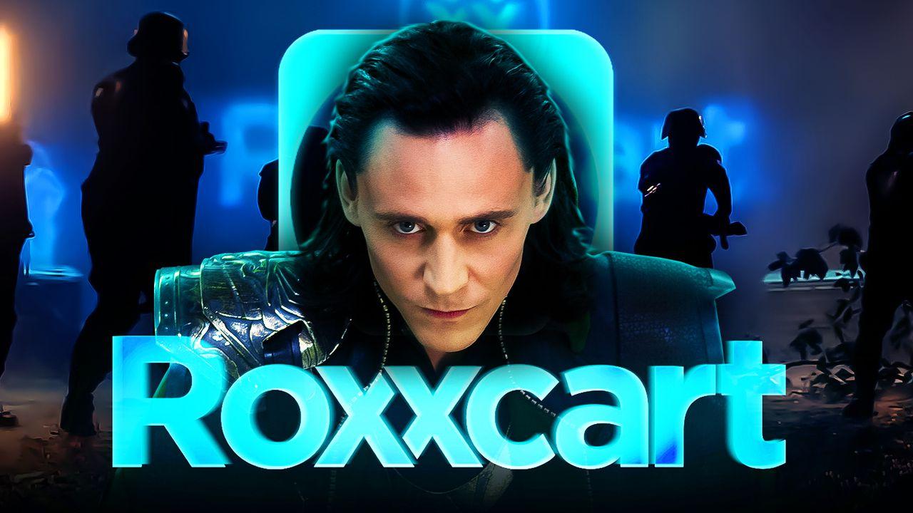 Loki Tom Hiddleston Roxxcart Disney+