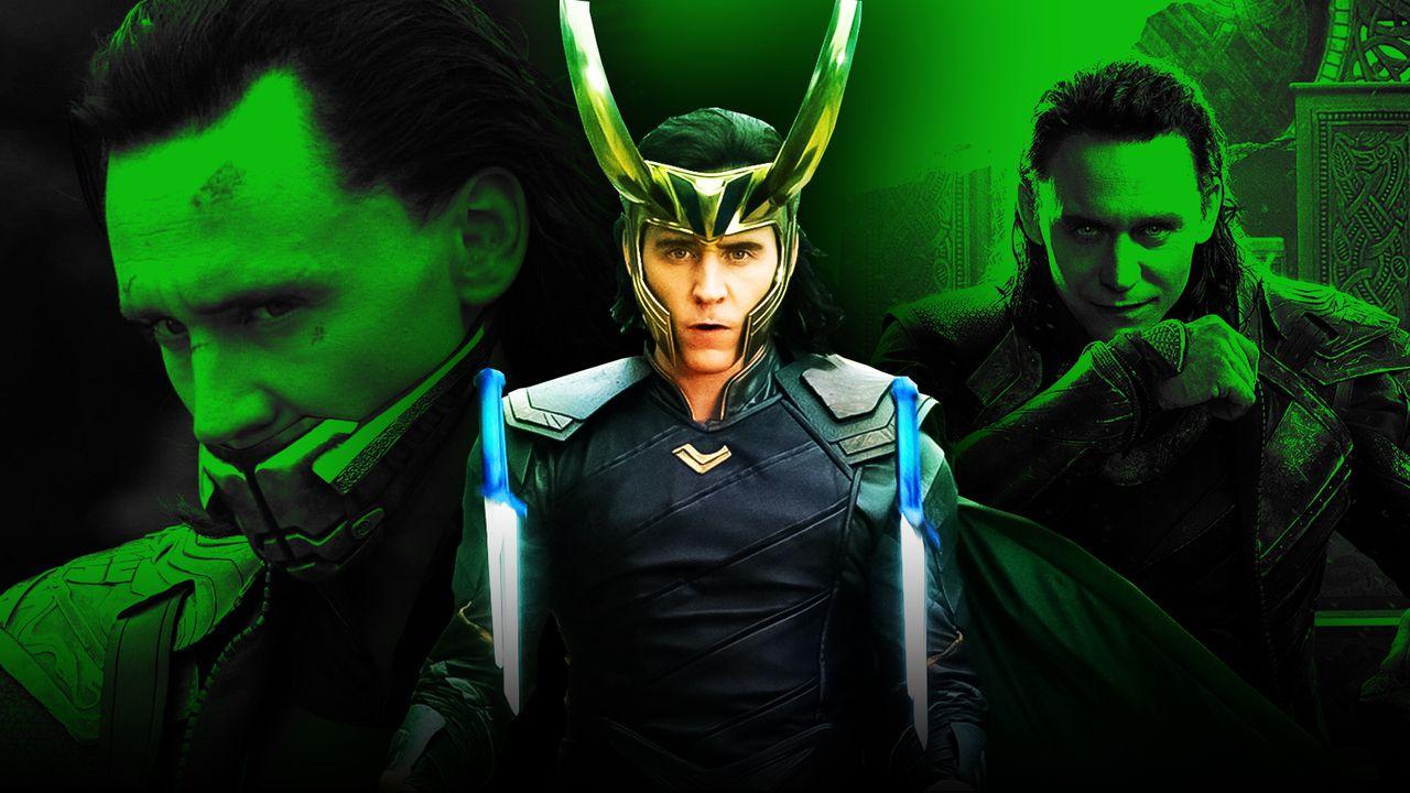 Loki Tom Hiddleston Background